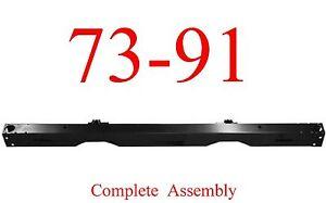 73 91 Chevy Blazer Rear Tail Pan Crossmember Section, GMC Jimmy