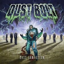 DUST BOLT-MASS CONFUSION-JAPAN CD F75