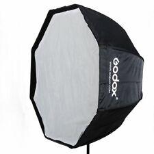 Godox 80cm Oktagon Umbrella Softbox mit Diffusor für Studio Strobe Blitzgerät