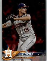 Tyler Clippard 2018 Topps Series 2 INDEPENDENCE DAY /76 Astros #671