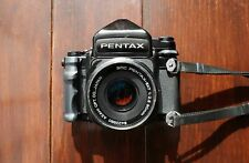 Pentax 67 Right hand grip (6x7) Black Matte