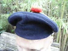 MARINE NATIONALE 39-45 : BACHI 1937 taille 56  FNFL FRENCH CAP NAVY WW2 ORIGINAL