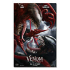 Venom Let There Be Carnage Film Canvas Poster New Movie Art Print Wall Decor 005