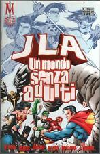 PLAY MAGAZINE N. 37 JLA UN MONDO SENZA ADULTI PLAY PRESS 1999 DC COMICS