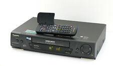 PANASONIC NV-HD635 VHS Video Recorder/Video Cassette Recorder with Remote