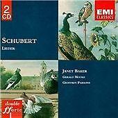 Franz Schubert - Lieder (1996 EMI Classics) 2 x CD {CD Album}