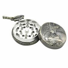 Herb Spice Grinder Tobacco Smoke Herbal Crusher Small Metal  Watch Shape