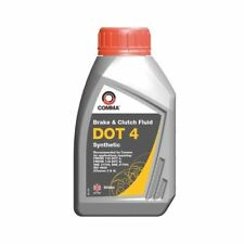 NEW COMMA DOT 4 SYNTHETIC BRAKE & CLUTCH FLUID 500ML BF4500M TOP QUALITY PRODUCT