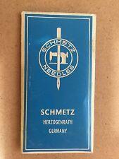 Schmetz 1975 G, 230 090, Sewing Machine Needles (10 Needles)
