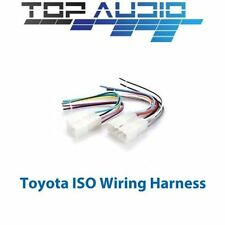 Car Audio & Video Wire Harnesses for Hilux