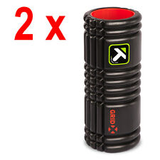 2xTrigger Point GRID-X Foam Roller Fitness Massage Rolle REHA THERAPIE