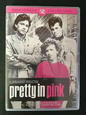 PRETTY IN PINK DVD Cult Classic Molly Ringwald Jon Cryer Brand New & Sealed