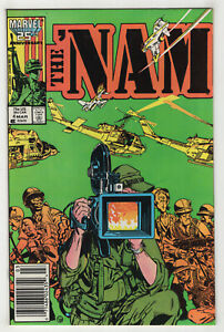 The 'Nam #4 (1987, Marvel) Edition Choice [Direct or Newsstand] Murray, Golden
