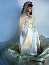 The Princess Sarah Bride Doll by Danbury Mint