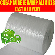 More details for small & large bubble wrap - 300mm 500mm 600mm 750mm 900mm 1000mm x 10m 50m 100m