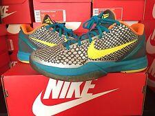 Nike Kobe 6 VI 9 Helicopter Jordan Lebron Yeezy KD LOT 12 10 9 8 7 5 4 3 2 1