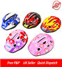 Kids Boy Girl PINK Bicycle Cycling MTB Skate Helmet Mountain Bike Helmet
