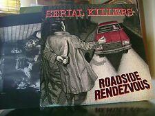 MINT/M- PUNK 1987 LP~SERIAL KILLERS~ROADSIDE RENDEZVOUS~on PLUS RECORDS~HEAR