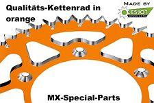 pignone ALLUMINIO ARANCIONE posteriore KTM SX SXF 125 250 350 450 530 F