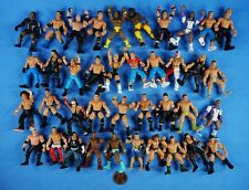 WWE TNA MICRO AGGRESSION Jakks Wrestling Figure Set 20 Cake Topper K1041x20