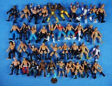 WWE MICRO AGGRESSION Jakks Wrestling Figure Set 20 Cake Topper Model K1041x20