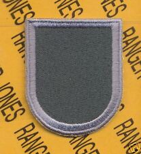 Special Forces Cmd Airborne SFGA beret flash patch