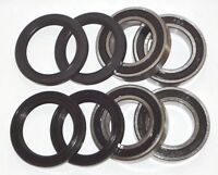 Yamaha 700 Rhino Both Front Wheel Bearing Seal Kit 2008 - 2013