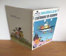 E.O.1979 N°4 ISABELLE par Will Franquin et Macherot TBE