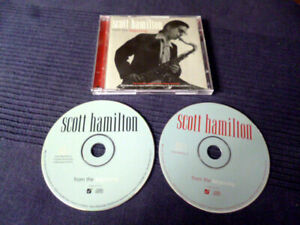 2CD Scott Hamilton, 2 & Is A Good Wind Who Is Blowing Us No 3 From The Beginning