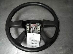 Chevrolet Chevy Trailblazer GMC Envoy Black Steering Wheel 02-09 7566401