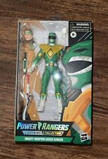 Power Rangers Lightning Collection MMPR Mighty Morphin Green Ranger
