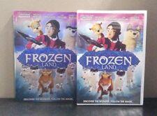 Frozen Land     (DVD)  w/Slipcover    BRAND NEW