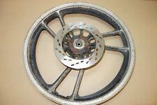 Suzuki Rg50 rg 50 gamma w front wheel rim