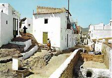 "Postal (Ibiza, Baleares ""Detalle del Barrio de la Peña"")"