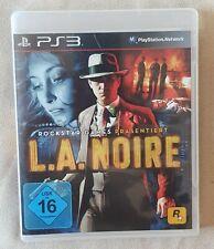 PS3 Juego-L.a. Noire