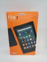 "Amazon Fire 7 Tablet With Alexa 7"" Display 16 GB - 9th Generation - Black"