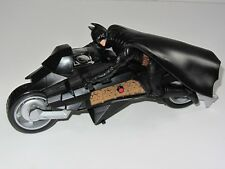 "BATMAN The Dark Knight Batman il 8"" Signore moto giocattolo figura"