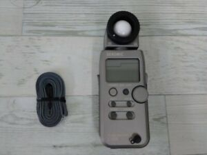 Sekonic L-358 Flash Master Digital Light Meter