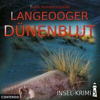 INSEL-KRIMI 05-LANGEOOGER DÜNENBLUT - INSEL-KRIMI   CD NEW HAMMERSCHMIDT,FRANK
