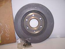 Disc Brake Rotor Front AC Delco GM Original Equipment 177-1014 25819670