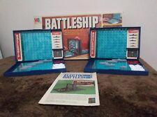 BATTLESHIP 1978 Naval War Action Strategic Battle Game Milton Bradley #4730