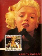 Guinea-Bissau - 2003 Marilyn Monroe - Stamp Souvenir Sheet - GB3221
