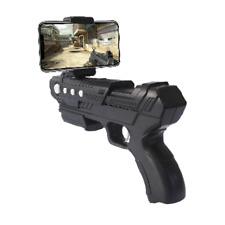 HelloAR Pro Plastic AR Gun RK2 Game Button Bluetooth Controller with 2 Apps