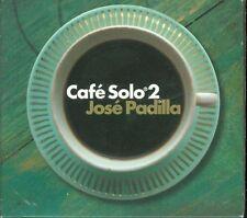 Jose Padilla Cafe Solo 2 - Thievery Corporation/Mercury Rev/Azymuth/Boratto Cd