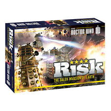 Doctor Who Risk - The Dalek Invasion of Earth Edition Board Game - New & Sealed