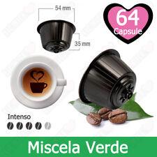 64 CAPSULE CIALDE CAFFE' TRE VENEZIE AROMA CREMA SOAVE COMPATIBILI DOLCE GUSTO