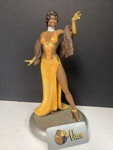 Vixen DC Bombshells Statue No Box-- Low #232/5000