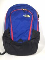 NEW The North Face Backpack Vault Blue Yellow Red TNF Black OS Unisex Daypack