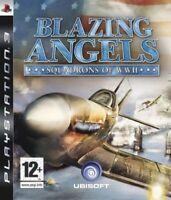 Gioco PS3 usato garantito BLAZING ANGELS SQUADRONS OF WWII ita