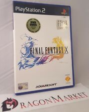 Final Fantasy X FF 10 PS2 PAL ITA